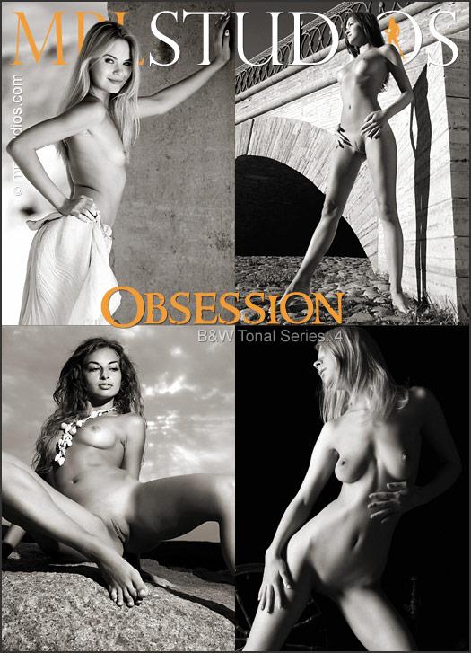 MPLSTUDIOS MPL Studios in Obsession: B&W Series 4  [PHOTOSET FULLRES HD ] PORN RIP