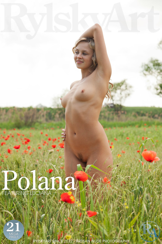 Rylskyart Luciana in Polana 27.12.2015 [IMAGESET FULLHD SITERIP] PORN RIP