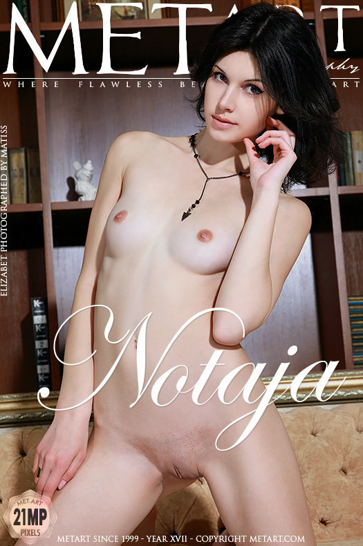 Metart Elizabet in Notaja  [IMAGESET METARTNETWORK HD SITERIP] PORN RIP