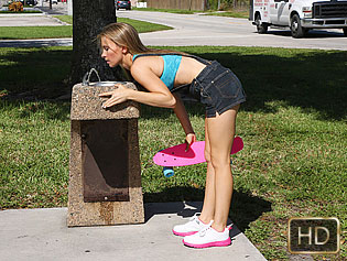 TeamSkeet Kaylee Jewel in Tiny Teen Takes a Tumble - Exxxtra Small  [SITERIP XXX MICROSHARE] PORN RIP