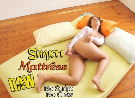 GirlsoutWest Shakti - Mattress RAW  [HD 1080p WEBRIP WMV] PORN RIP