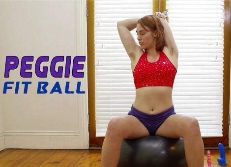GirlsoutWest Peggie - FitballComing: 05/20/2016  [HD 1080p WEBRIP WMV] PORN RIP