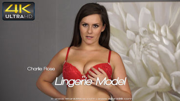 Wankitnow Charlie Rose  Lingerie Model  SITERIP VIDEO PORN RIP