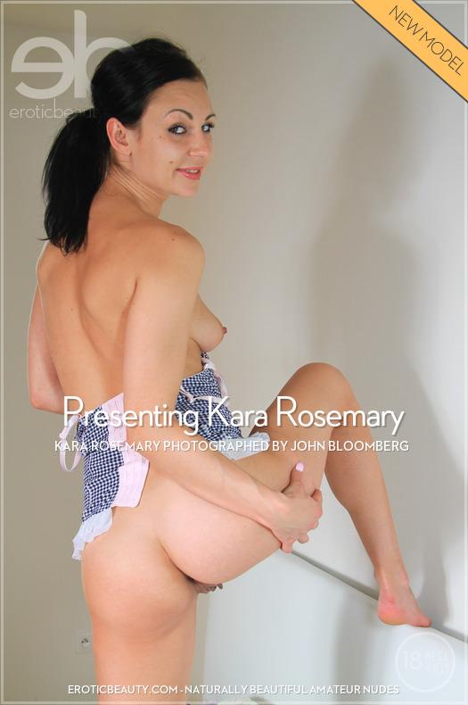 Erotic-Beauty Kara Rosemary in Presenting Kara Rosemary  Siterip Imageset Erotic-Beauty.com PORN RIP