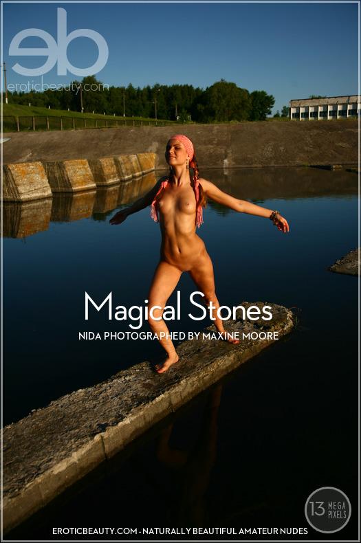 Erotic-Beauty Nida in Magical Stones  Siterip Imageset Erotic-Beauty.com PORN RIP