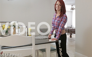 Cosmid.net Mary Cleaning The Table  [IMAGESET Highres] PORN RIP