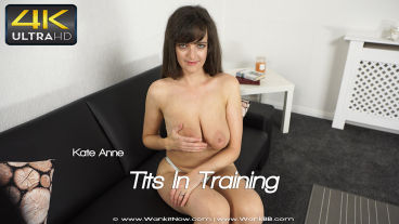 Wankitnow Kate Anne  Tits In Training  SITERIP VIDEO PORN RIP