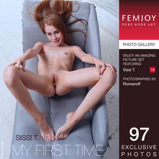 FEMJOY Sissi T. in My First Time December 28, 2016 [IMAGESET MP16 NUDEART] PORN RIP