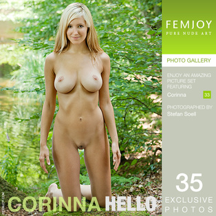 FEMJOY Corinna in Hello December 26, 2016 [IMAGESET MP16 NUDEART] PORN RIP