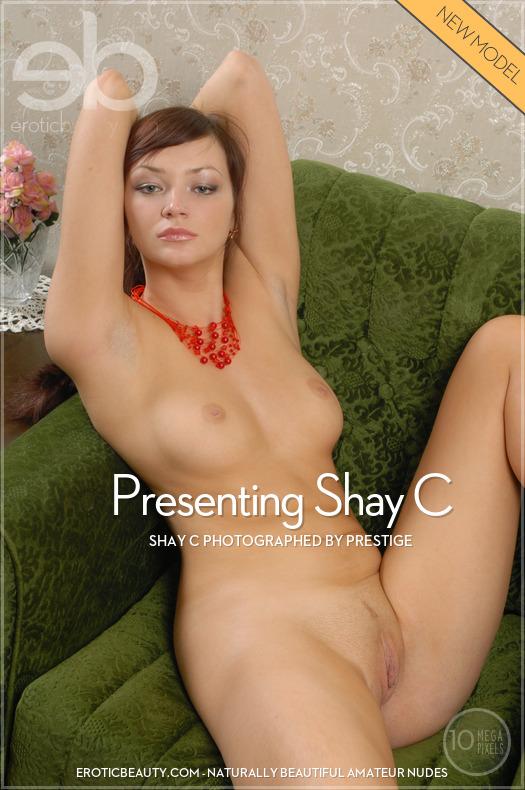Erotic-Beauty Shay C in Presenting Shay C  Siterip Imageset Erotic-Beauty.com PORN RIP
