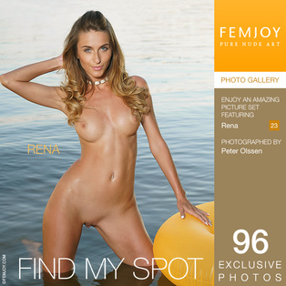 FEMJOY Rena in Find My Spot December 30, 2016 [IMAGESET MP16 NUDEART] PORN RIP