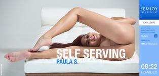 FEMJOY Paula S. in Self Serving January 15, 2017 [IMAGESET MP16 NUDEART] PORN RIP