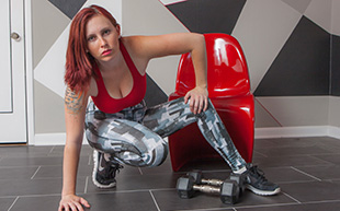 Cosmid.net Mary Helens Workout  [IMAGESET Highres] PORN RIP