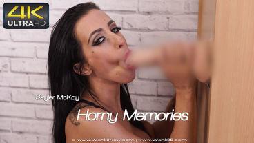 Wankitnow Skyler McKay  Horny Memories  SITERIP VIDEO PORN RIP