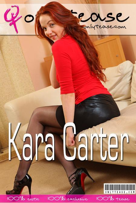 OnlyTease Kara Carter Thursday, 19 January  [IMAGESet Siterip Onlyallsites] PORN RIP