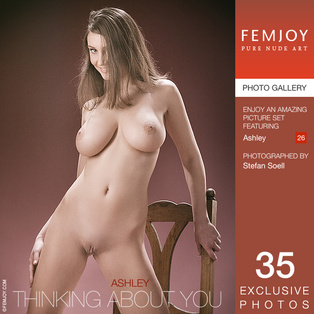 FEMJOY Ashley in Thinking About You January 7, 2017 [IMAGESET MP16 NUDEART] PORN RIP
