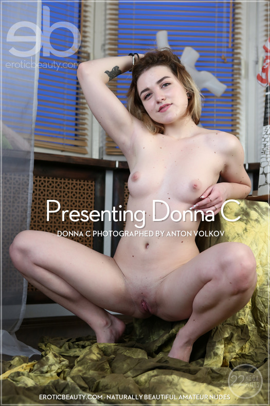 Erotic-Beauty Donna C in Presenting Donna C  Siterip Imageset Erotic-Beauty.com PORN RIP