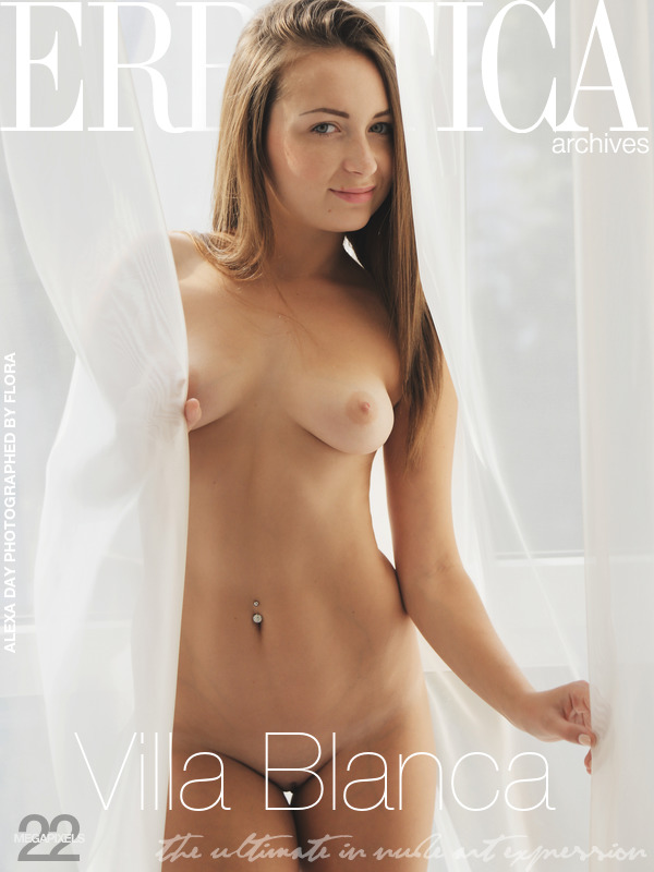 Errotica-Archives Alexa Day in Villa Blanca 17.01.2017 [IMAGESET FULLHD SITERIP] PORN RIP