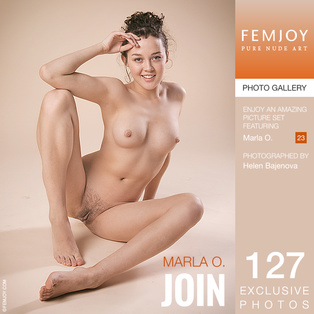 FEMJOY Marla O. in Join January 6, 2017 [IMAGESET MP16 NUDEART] PORN RIP