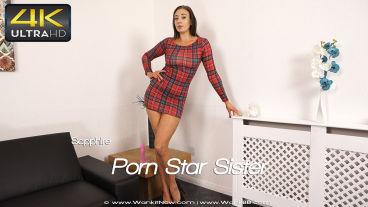 Wankitnow Sapphire  Porn Star Sister  SITERIP VIDEO PORN RIP