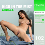 FEMJOY Annika A. in High In The Mist February 8, 2017 [IMAGESET MP16 NUDEART] PORN RIP