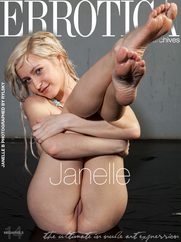 Errotica-Archives Janelle B in Janelle 15.02.2017 [IMAGESET FULLHD SITERIP] PORN RIP