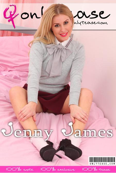 OnlyTease Jenny James Friday, 17 February  [IMAGESet Siterip Onlyallsites] PORN RIP