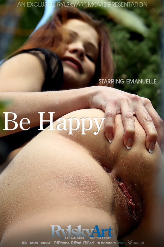 Rylskyart Emanuelle in Be Happy 24.02.2017 [IMAGESET FULLHD SITERIP] PORN RIP