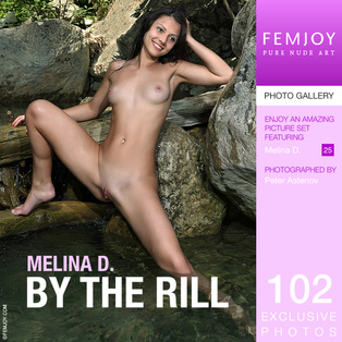FEMJOY Melina D. in By The Rill February 21, 2017 [IMAGESET MP16 NUDEART] PORN RIP