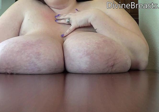 DivineBreasts Mara Serves You Her Big Breasts  SITERIP BBW.XXX Divinebreasts PORN RIP