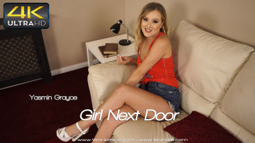 Wankitnow Yasmin Grayce  Girl Next Door  SITERIP VIDEO PORN RIP