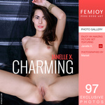 FEMJOY Janelle X. in Charming February 18, 2017 [IMAGESET MP16 NUDEART] PORN RIP