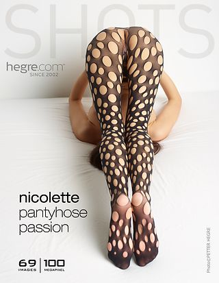 Hegre-Art Nicolette pantyhose passion  [Siterip FULL VIDEO/IMAGESET] PORN RIP