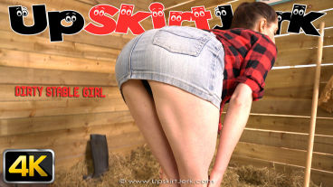 UpskirtJerk Samantha Bentley  Dirty Stable Girl  SITERIP VIDEO H.246 PORN RIP