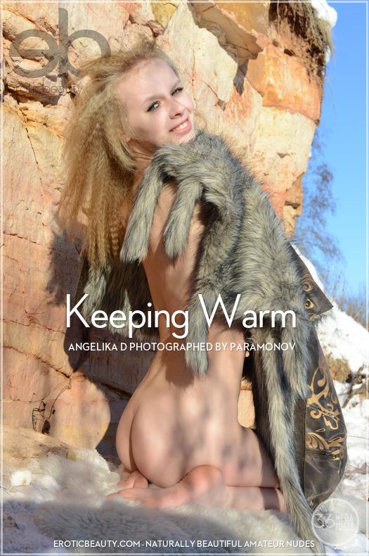 Erotic-Beauty Angelika D in Keeping Warm  Siterip Imageset Erotic-Beauty.com PORN RIP