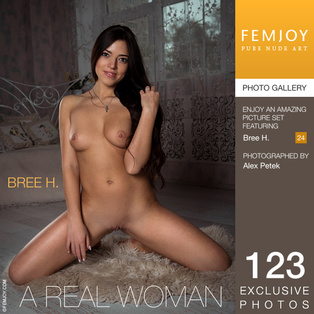 FEMJOY Bree H. in A Real Woman March 21, 2017 [IMAGESET MP16 NUDEART] PORN RIP