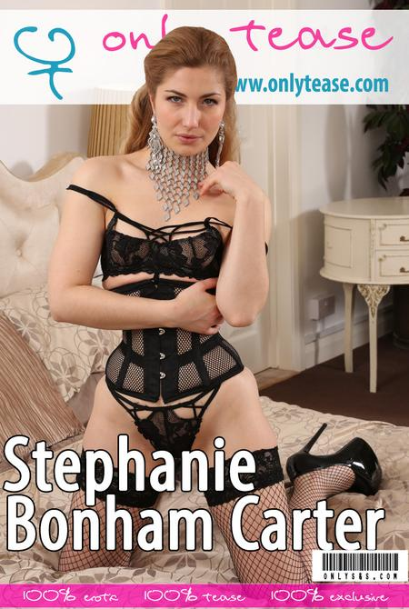 OnlyTease Stephanie Bonham Carter Saturday, 25 March  [IMAGESet Siterip Onlyallsites] PORN RIP