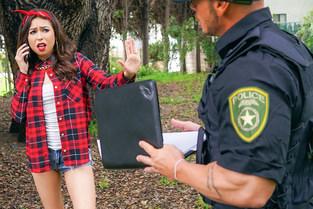 MOFOS Melissa Moore - Betrayed Latina Gets Cop Cock  MOFO NETWORK SITERIP 720p mp4 PORN RIP