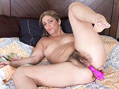 WeareHairy Alicia Silver Alicia Silver masturbates with her new sex toy  [FULL PICSET Highres WEBRIP] PORN RIP