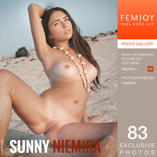 FEMJOY Niemira in Sunny March 4, 2017 [IMAGESET MP16 NUDEART] PORN RIP