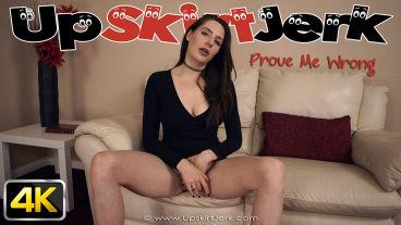 UpskirtJerk Samantha Bentley  Prove Me Wrong  SITERIP VIDEO H.246 PORN RIP