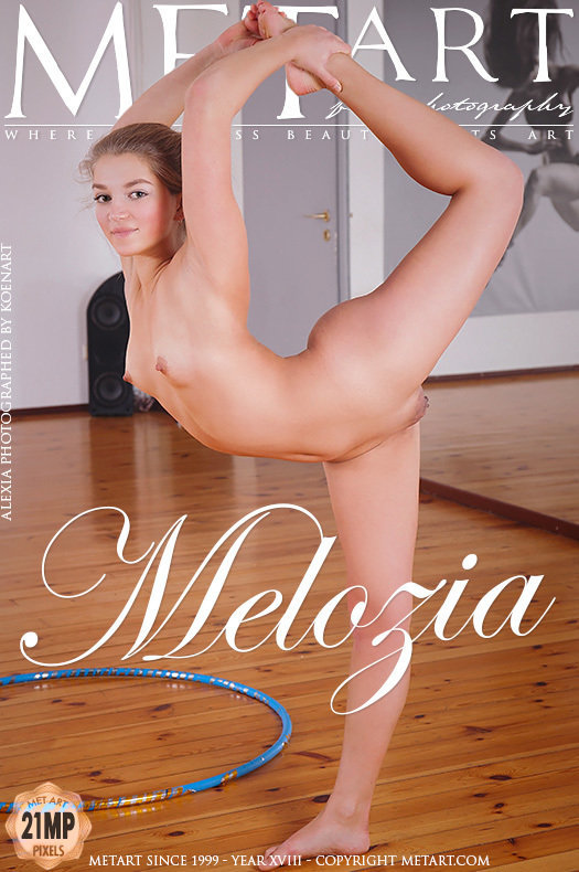 Metart Alexia in Melozia  [IMAGESET METARTNETWORK HD SITERIP] PORN RIP