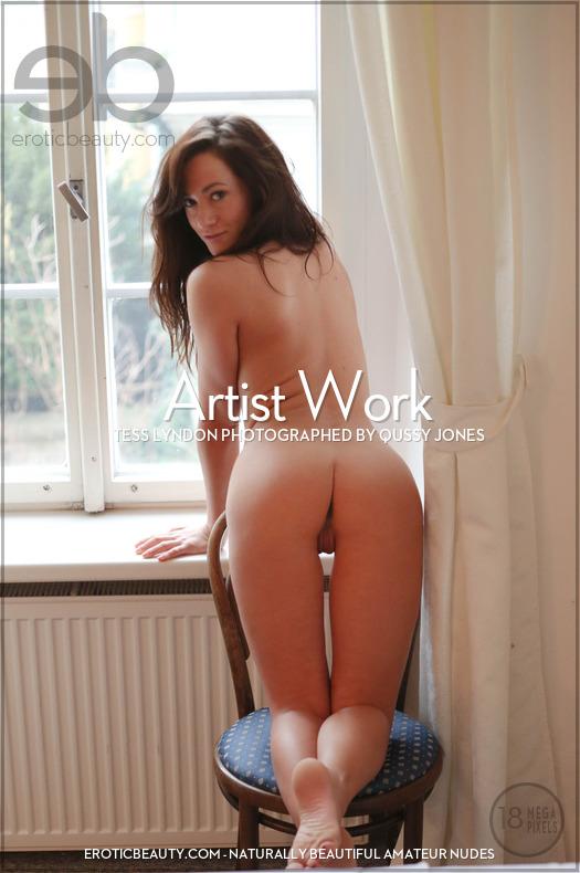 Erotic-Beauty Tess Lyndon in Artist Work  Siterip Imageset Erotic-Beauty.com PORN RIP