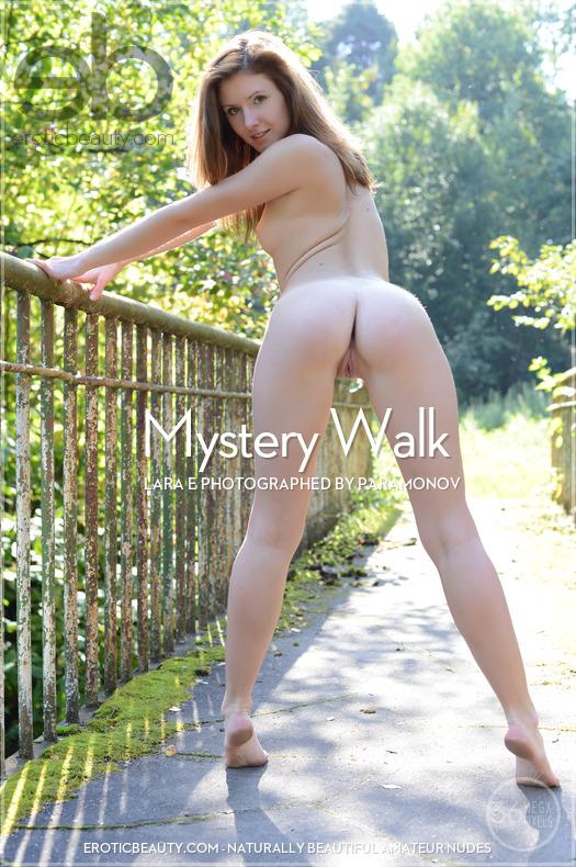 Erotic-Beauty Lara E in Mystery Walk  Siterip Imageset Erotic-Beauty.com PORN RIP