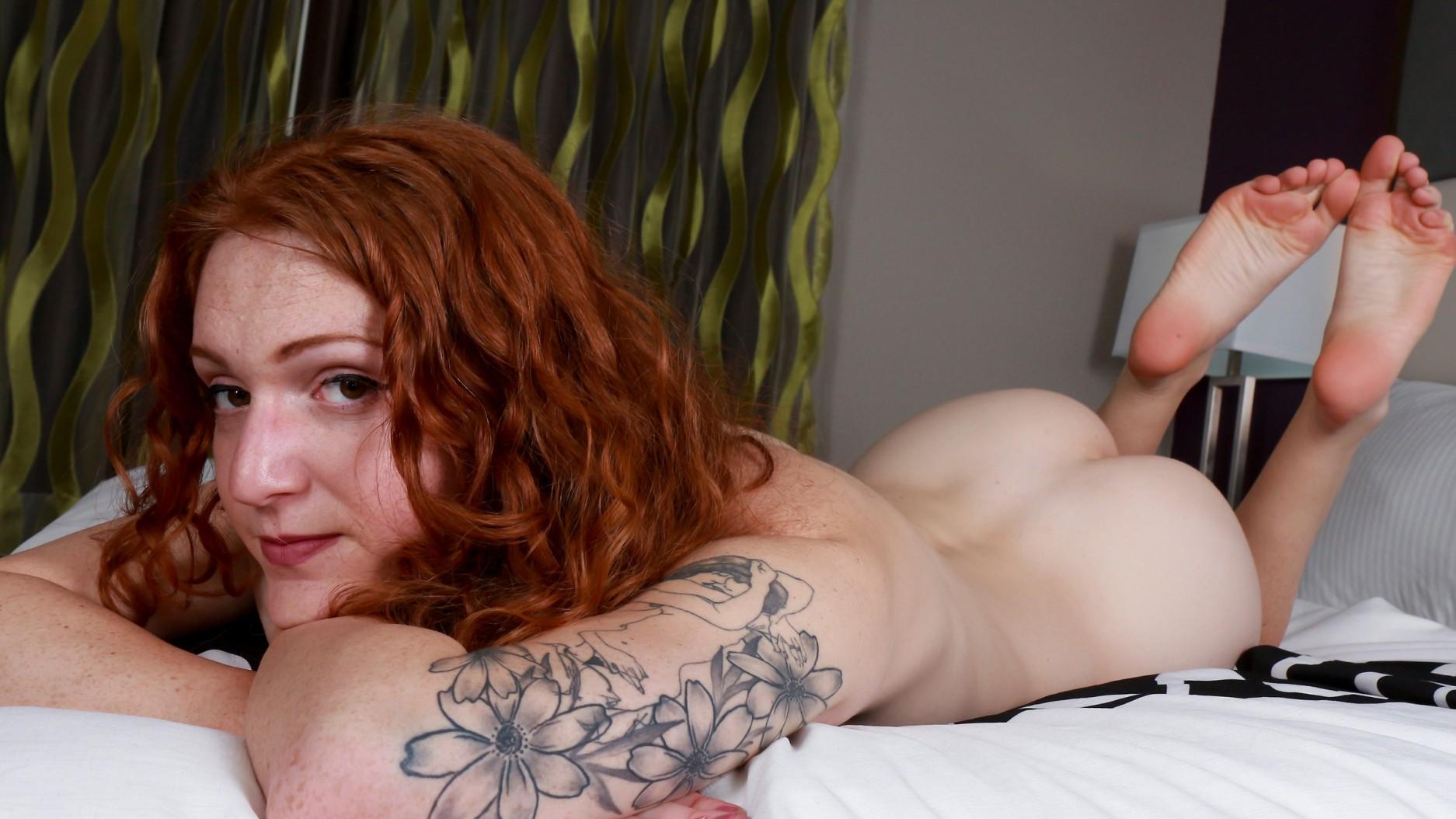 ShemaleYum Lucy Blue Strokes And Cums! Added  15th Mar 2017 Tranny XXX Siterip PORN RIP
