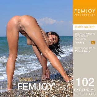 FEMJOY Tanaia J. in Femjoy March 17, 2017 [IMAGESET MP16 NUDEART] PORN RIP
