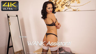 Wankitnow Bonnie  Wank Assistant  SITERIP VIDEO PORN RIP