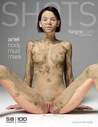 Hegre-Art Ariel body mud mask  [Siterip FULL VIDEO/IMAGESET] PORN RIP
