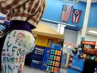 YourVoyeurVideos  Big ass ebony in leggings PaysiteRip VoyeurXXX PORN RIP