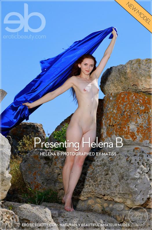 Erotic-Beauty Helena B in Presenting Helena B  Siterip Imageset Erotic-Beauty.com PORN RIP